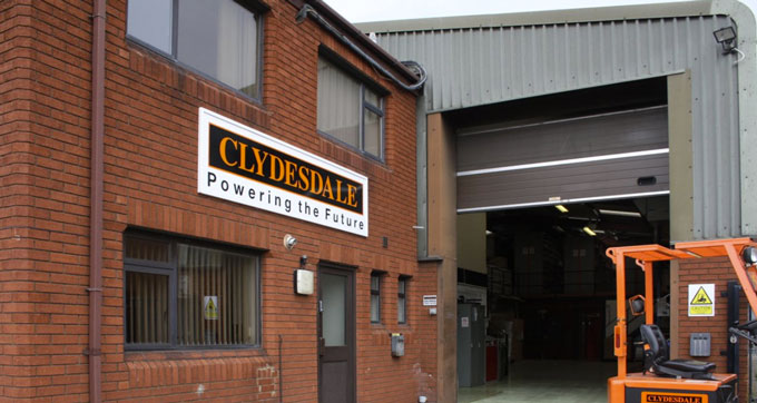 Clydesdale premises