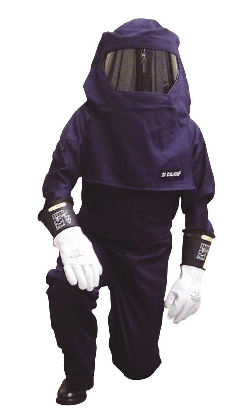 2d51b7914b77 Salisbury Arc Flash Kits CLY 575 008. 8cal Garment Kits