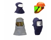 Arc Flash Head and Face Protection