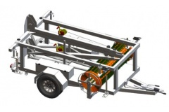 TELNETT Road Crossing Safety Net Trailers