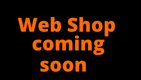 Web Shop Coming Soon
