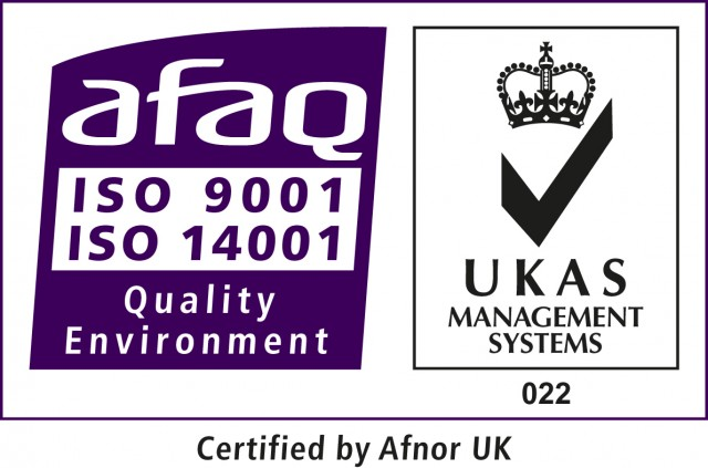 ISO9001 and ISO14001