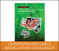 Underground Cable Installation Download Catalogue